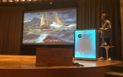 Conférence de Sidney Gavignet